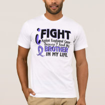 I Need My Brother Esophageal Cancer T-Shirt