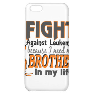 I Need My Brother Leukemia Cover For iPhone 5C