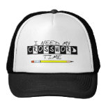 I need my Crossword time t-shirts and gifts. Mesh Hat
