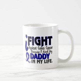 I Need My Daddy Colon Cancer Coffee Mug
