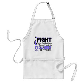 I Need My Daughter Esophageal Cancer Adult Apron