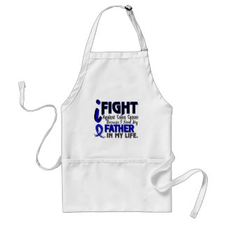 I Need My Father Colon Cancer Adult Apron