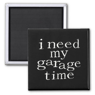 I need my garage time 2 inch square magnet
