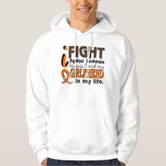 I Need My Girlfriend Leukemia Hooded Sweatshirt