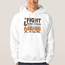 I Need My Girlfriend Leukemia Hoodie