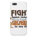 I Need My Girlfriend Leukemia iPhone 5 Covers