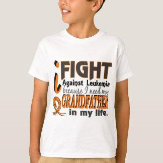 I Need My Grandfather Leukemia T-Shirt