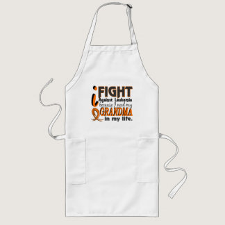 I Need My Grandma Leukemia Long Apron