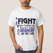 I Need My Grandpa Esophageal Cancer T-Shirt