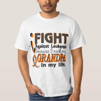 I Need My Grandpa Leukemia T-Shirt