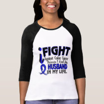 I Need My Husband Colon Cancer T-Shirt