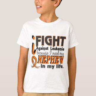 I Need My Nephew Leukemia T-Shirt