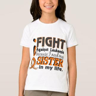 I Need My Sister Leukemia T-Shirt