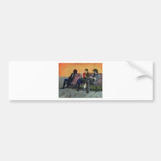 I Need My Space! Car Bumper Sticker
