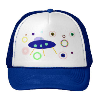 I NEED MY SPACE. TRUCKER HAT