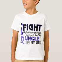 I Need My Uncle Esophageal Cancer T-Shirt