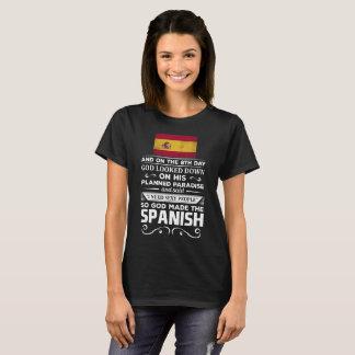I Need Sexy People God made the Spanish T-Shirt