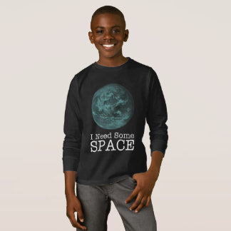 I Need Some Space Long-Sleeve Shirt