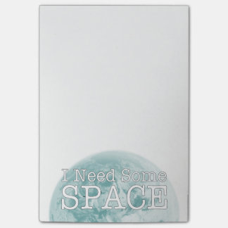 I Need Some Space Post-It Notes