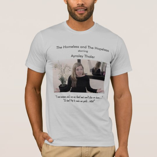 I Need Someone On My Level (Silver) T-Shirt