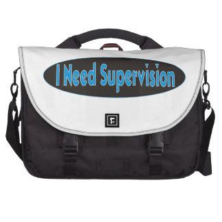 I need Supervision Design Laptop Commuter Bag