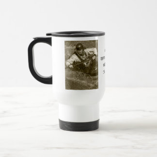 I need to spend more days on the river this summer travel mug