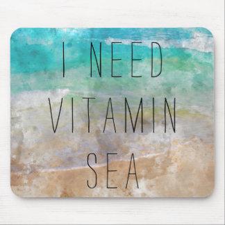 I need Vitamin Sea Mouse Pad