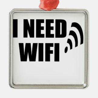i need wifi christmas tree ornaments