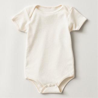 I negro y oro del impulso body para bebé