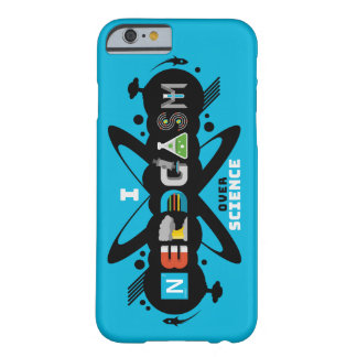 I Nerdgasm Over Science iPhone Case