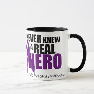 I NEVER KNEW A REAL HERO.... Bestfriend Mug