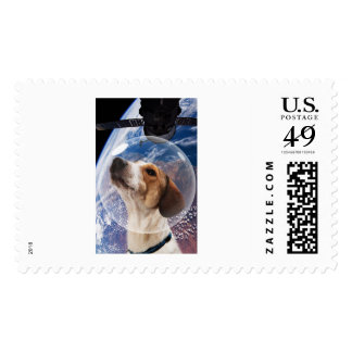I Never Knew My Father - Postage stamp