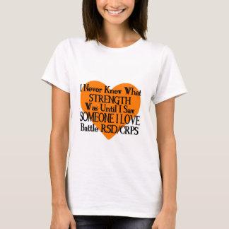 I Never Knew...Someone I Love...RSD/CRPS T-Shirt