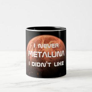 I never Metaluna I didn't like! Two-Tone Coffee Mug