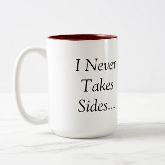 I Never Take Sides...I'm a Mediator Mug