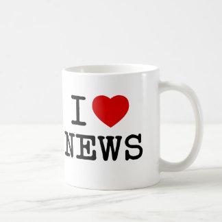 I ♥ News Mug