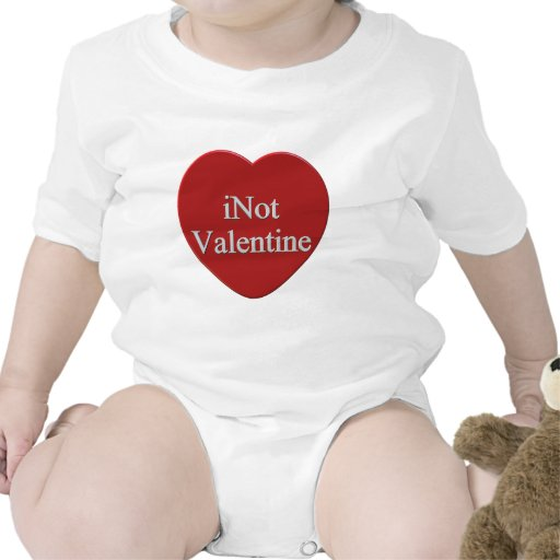 I no camisetas y regalos del día de San Valentín