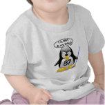 I no es un bebé del grito camiseta