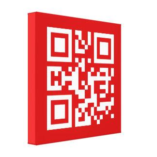 I❤NY -- Código de QR Impresión En Lona