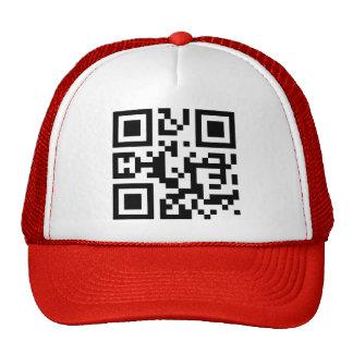 I❤NY -- QR Code Trucker Hat