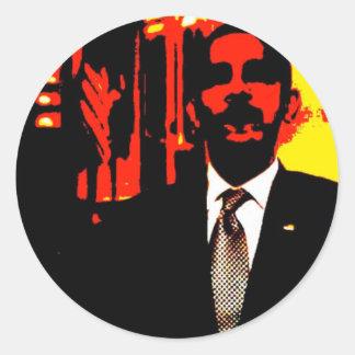 i,OBAMA: Narcissist-in-Chief Sticker