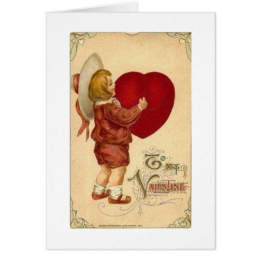 I Offer My Heart Card