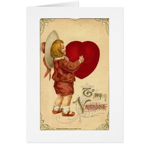 I Offer My Heart Cards