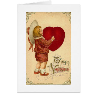 I Offer My Heart Greeting Card