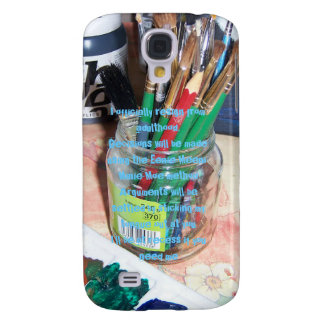 I Officially Resign From Adulthood Galaxy S4 Covers