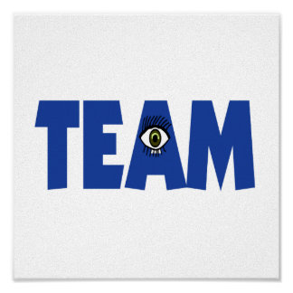 I (ojo) en equipo impresiones