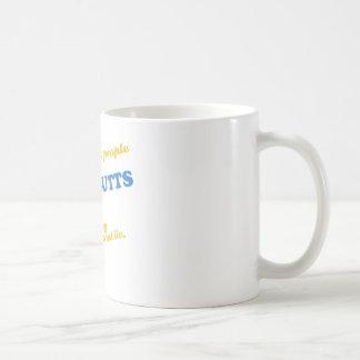 I only trust people who like big butts coffee mug
