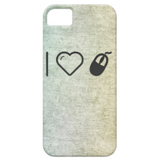 I ordenador Mouses del corazón iPhone 5 Carcasa