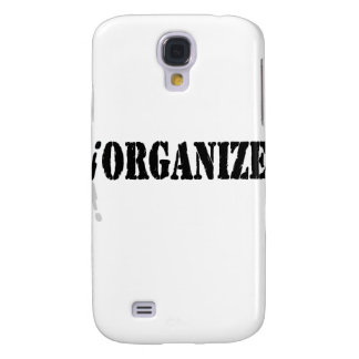 I Organize Galaxy S4 Cover