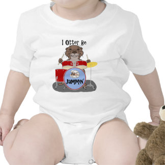 I Otter Be Jammin' T-shirts